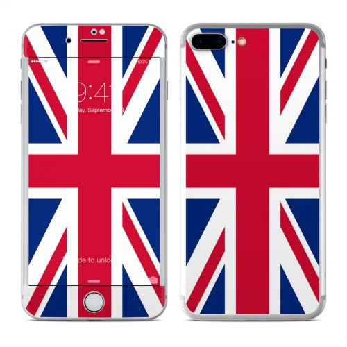Union Jack iPhone 7 Plus Skin