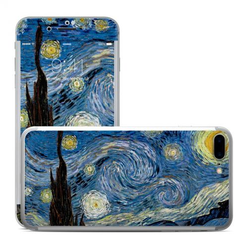 Starry Night iPhone 7 Plus Skin