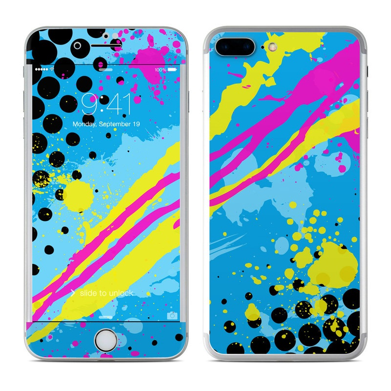 Acid iPhone 7 Plus Skin