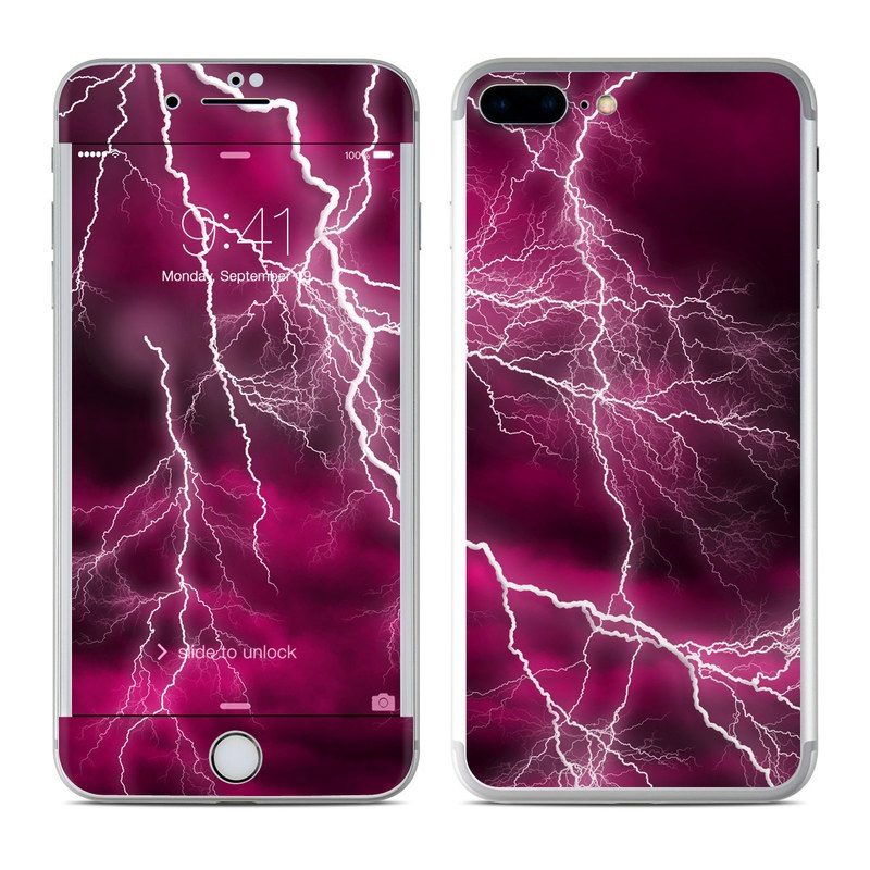 Apocalypse Pink iPhone 7 Plus Skin