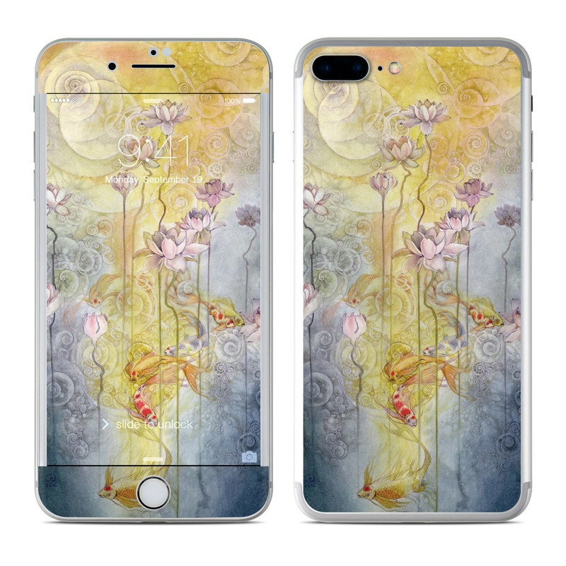 Aspirations iPhone 7 Plus Skin