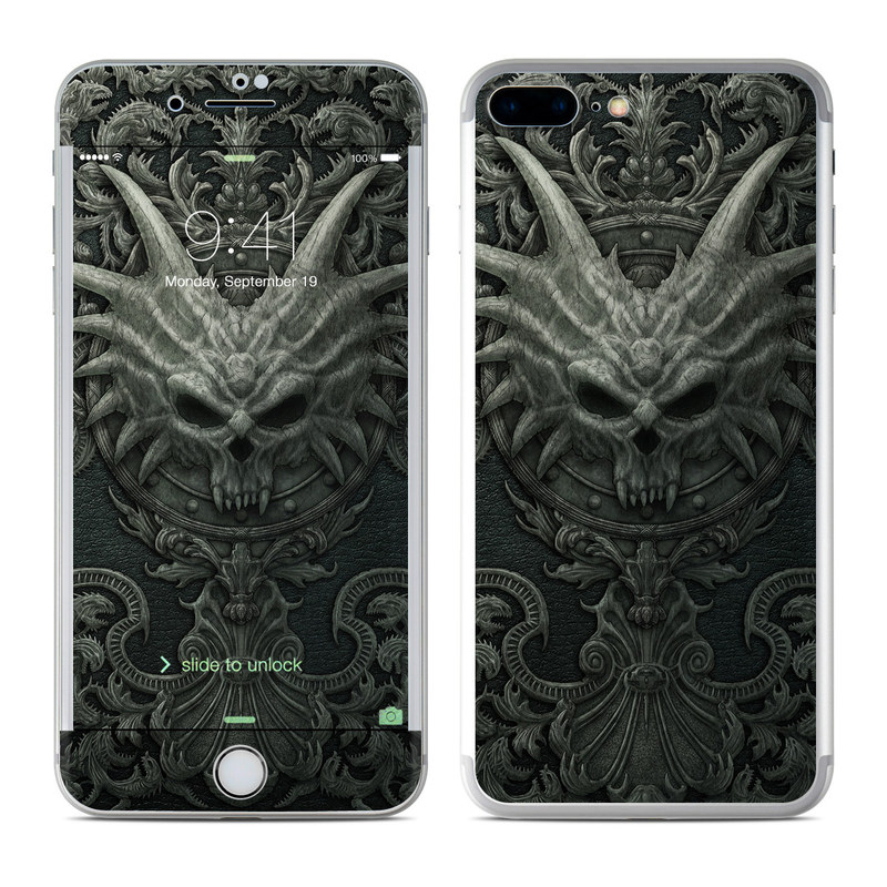 Black Book iPhone 7 Plus Skin