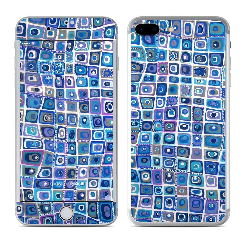 Blue Monday iPhone 7 Plus Skin