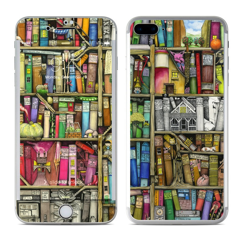 Bookshelf iPhone 7 Plus Skin