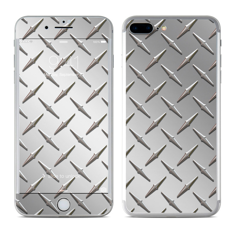 Diamond Plate iPhone 7 Plus Skin