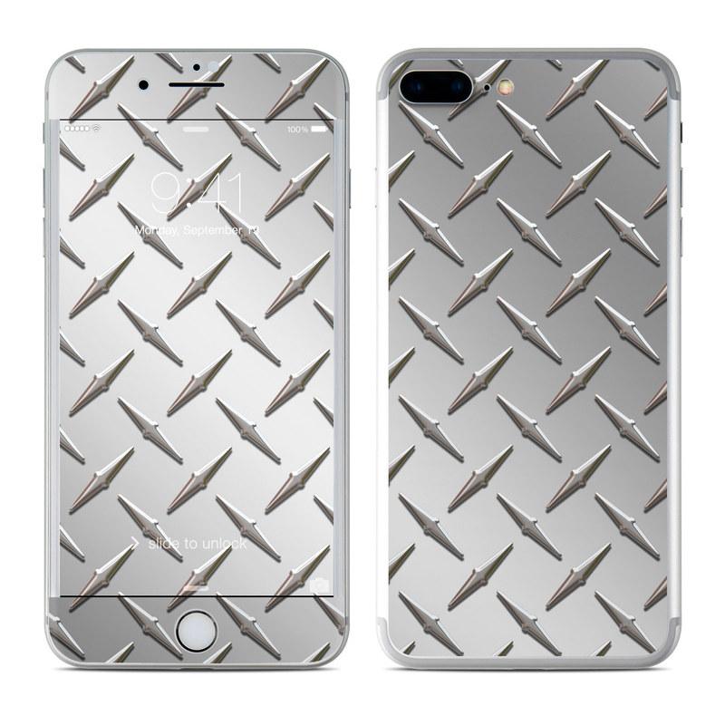 Diamond Plate iPhone 7 Plus Skin