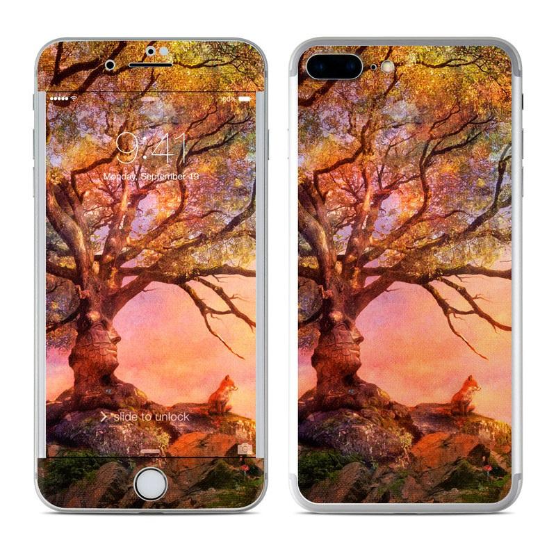 Fox Sunset iPhone 7 Plus Skin