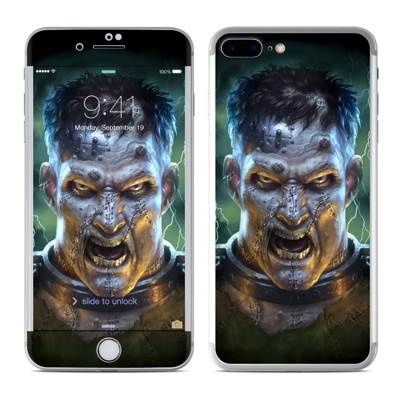 Frankenstein iPhone 7 Plus Skin