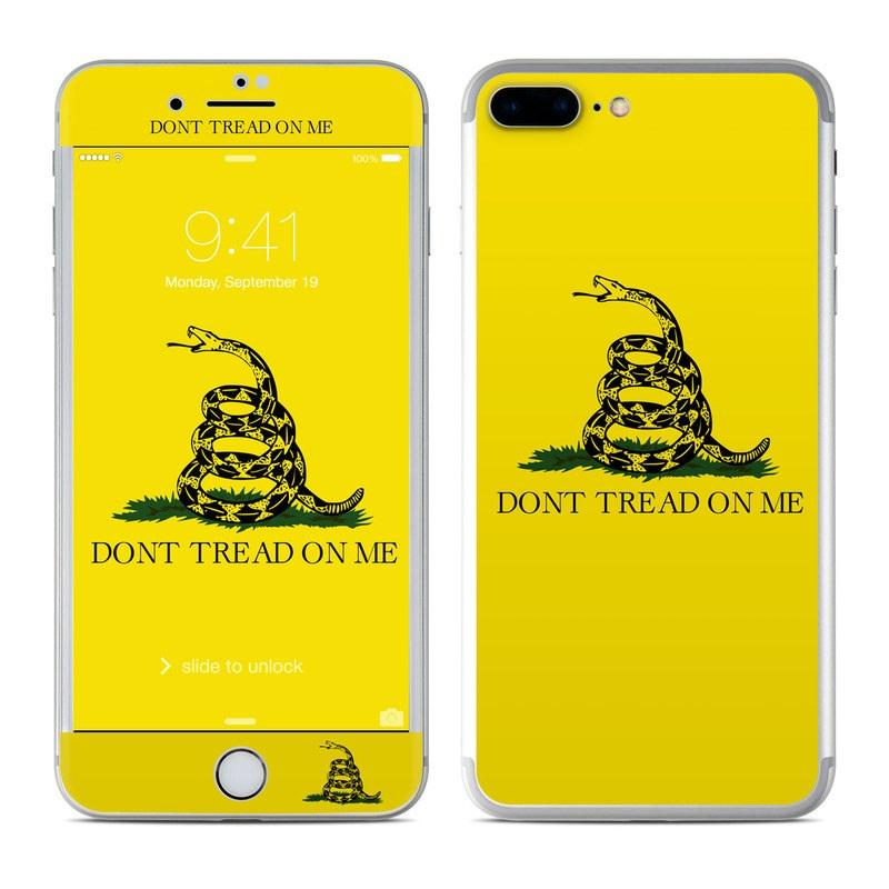 Gadsden Flag Iphone 7 Plus Skin Istyles