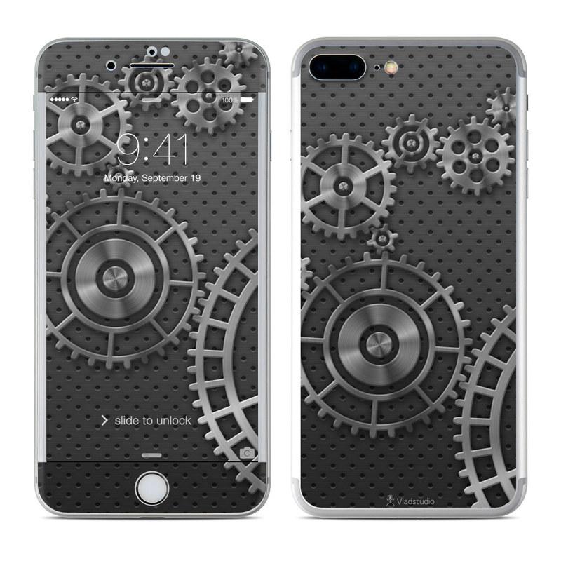 Gear Wheel iPhone 7 Plus Skin