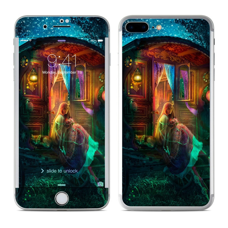 Gypsy Firefly iPhone 7 Plus Skin