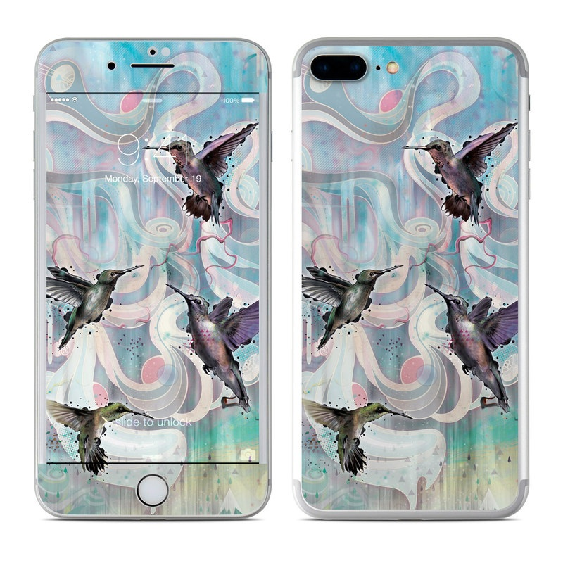 Hummingbirds iPhone 7 Plus Skin