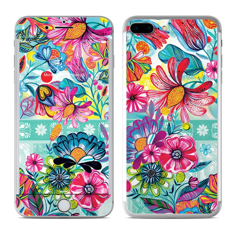 Lovely Garden iPhone 7 Plus Skin