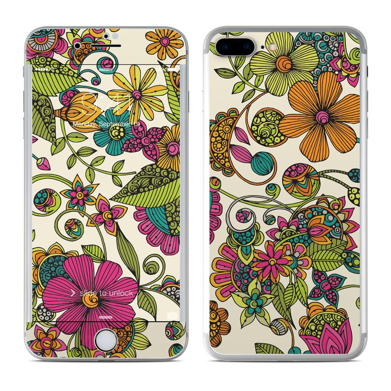 Maia Flowers iPhone 7 Plus Skin