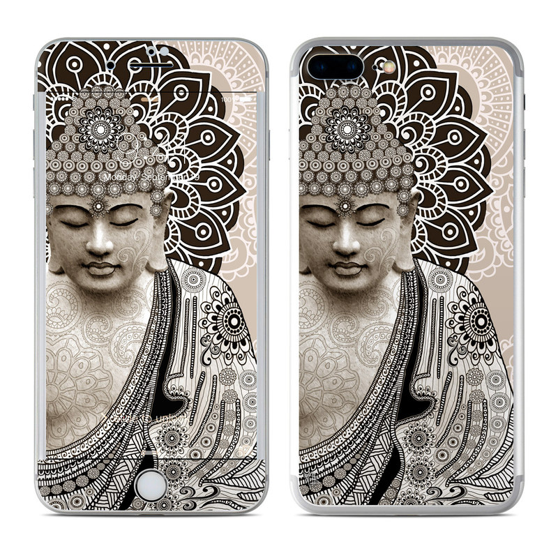 Meditation Mehndi iPhone 7 Plus Skin