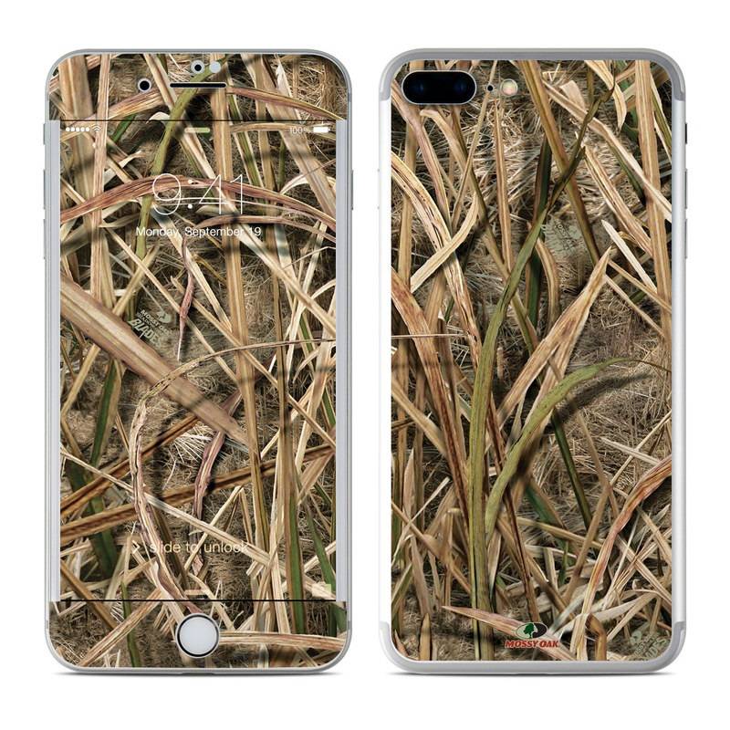 Shadow Grass Blades iPhone 7 Plus Skin