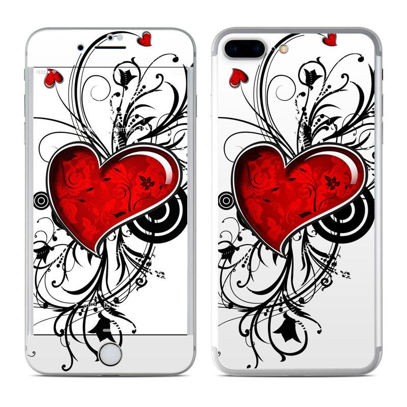 My Heart iPhone 7 Plus Skin