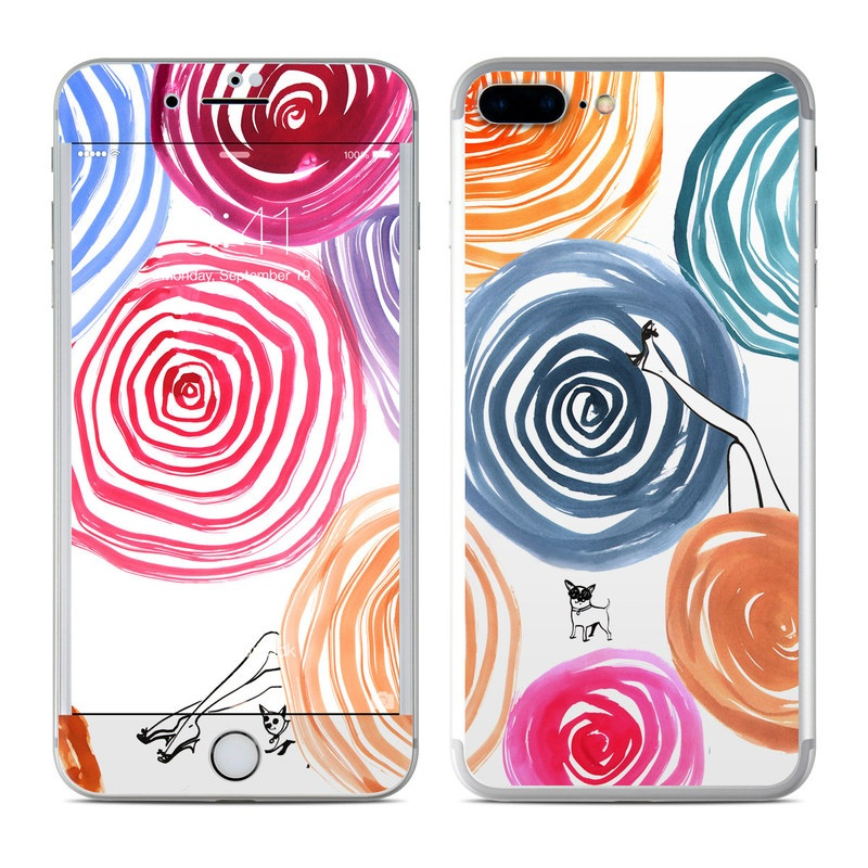 New Circle iPhone 7 Plus Skin