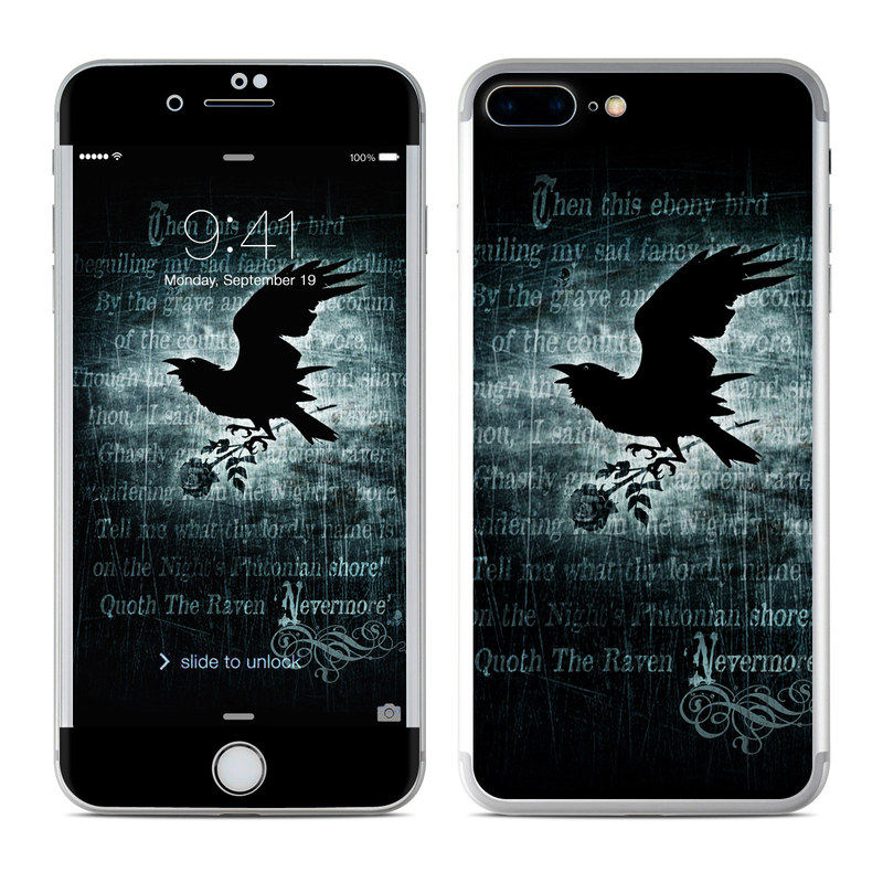 Nevermore iPhone 7 Plus Skin