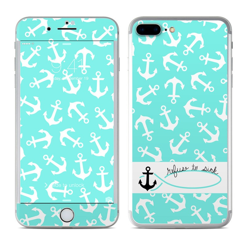 Refuse to Sink iPhone 7 Plus Skin