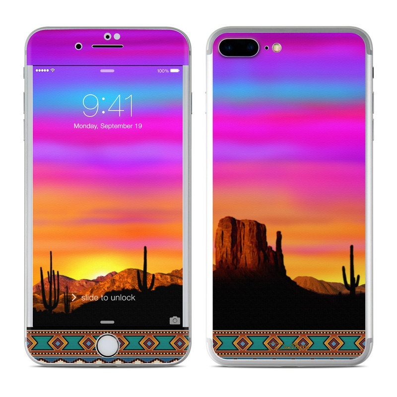 South West iPhone 7 Plus Skin