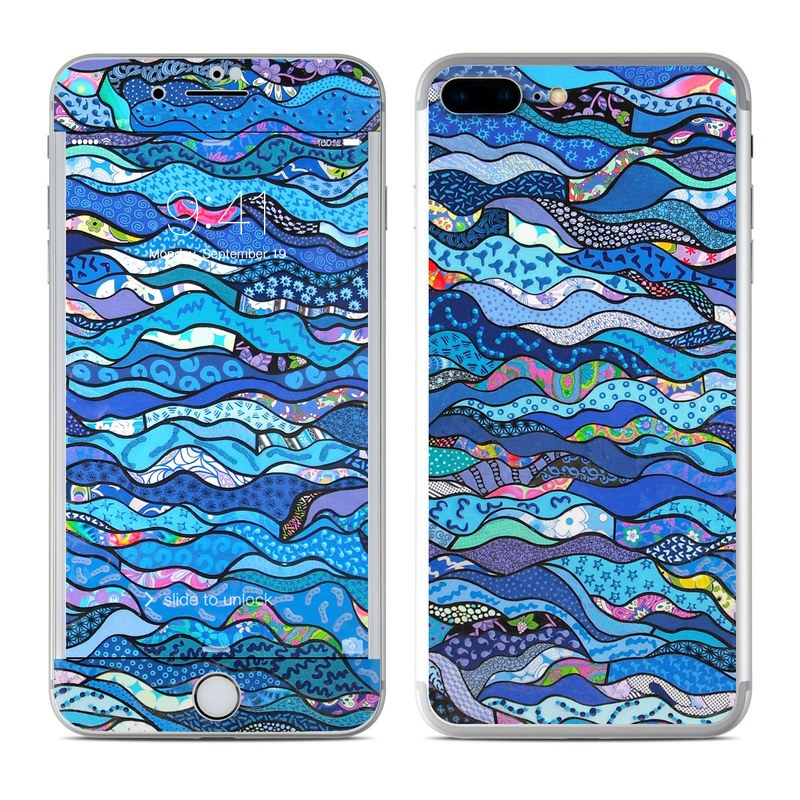 The Blues iPhone 7 Plus Skin