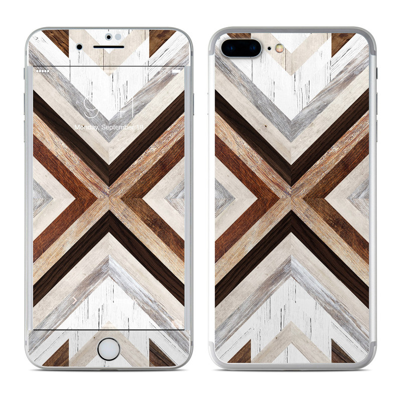Timber iPhone 7 Plus Skin