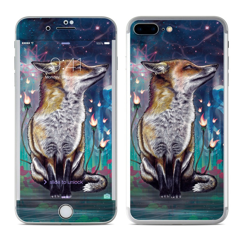 There is a Light iPhone 7 Plus Skin