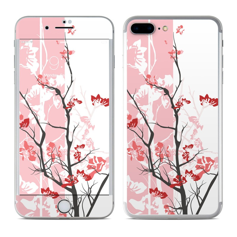 Pink Tranquility iPhone 7 Plus Skin