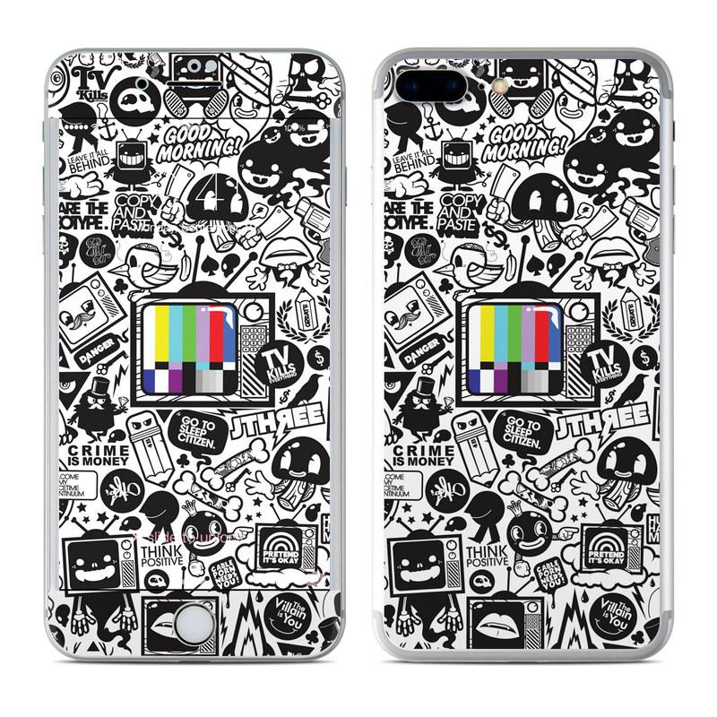 TV Kills Everything iPhone 7 Plus Skin