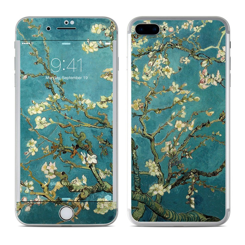 Blossoming Almond Tree iPhone 7 Plus Skin