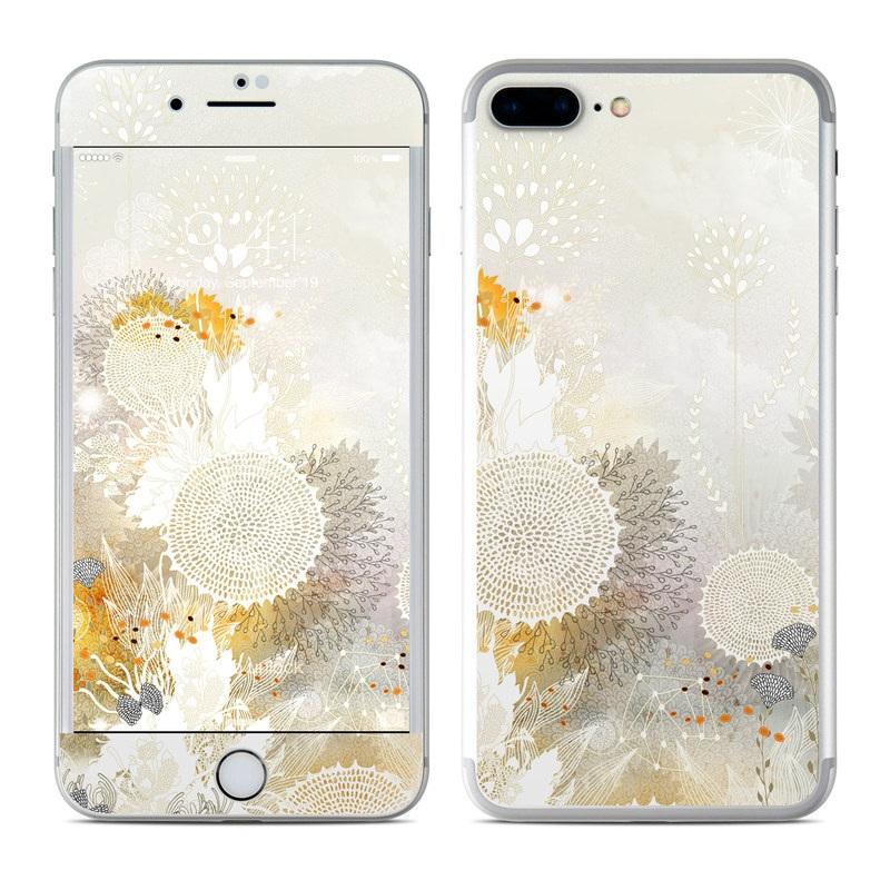White Velvet iPhone 7 Plus Skin