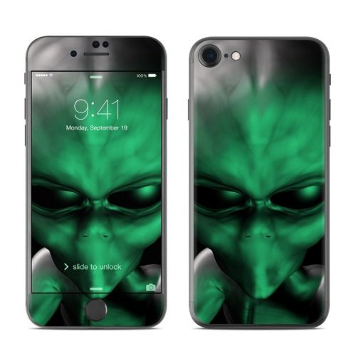 Abduction iPhone 8 Skin