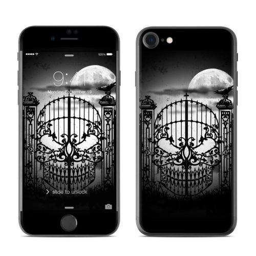 Abandon Hope iPhone 8 Skin