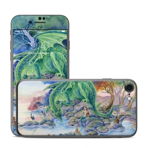 Of Air And Sea iPhone 8 Skin