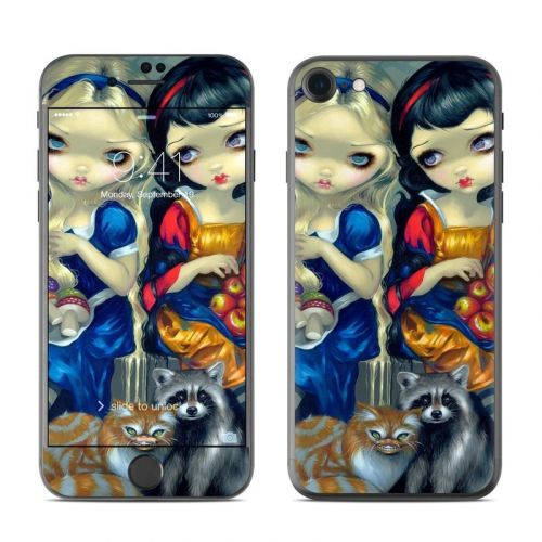 Alice & Snow White iPhone 8 Skin