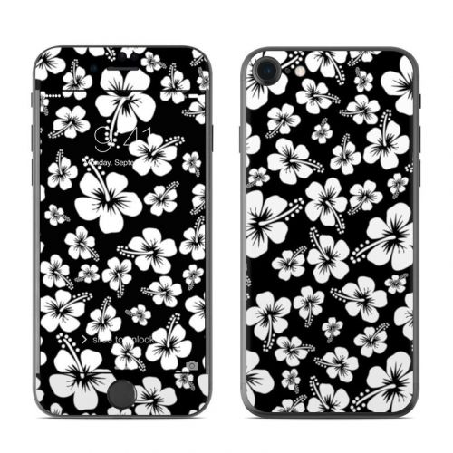 Aloha Black iPhone 8 Skin