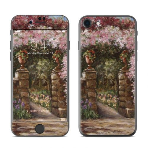 Gate At Alta Villa iPhone 8 Skin