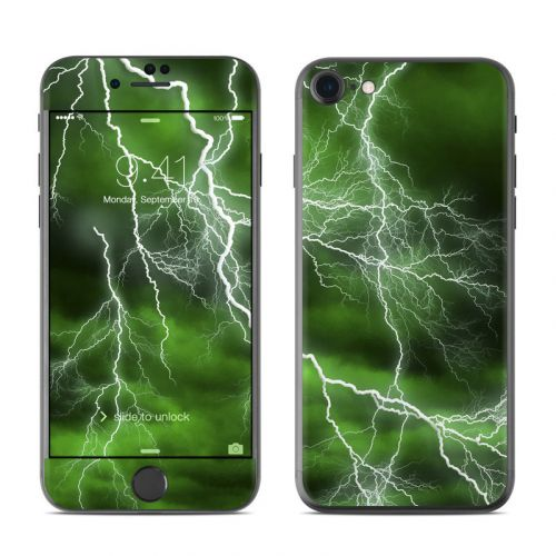 Apocalypse Green iPhone 8 Skin