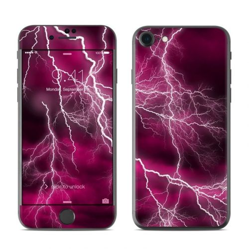 Apocalypse Pink iPhone 8 Skin