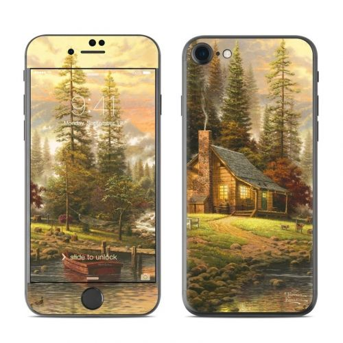 A Peaceful Retreat iPhone 8 Skin