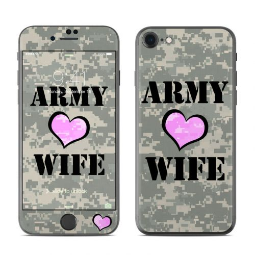 Army Wife iPhone 8 Skin
