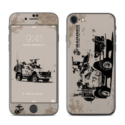 Artillery iPhone 8 Skin