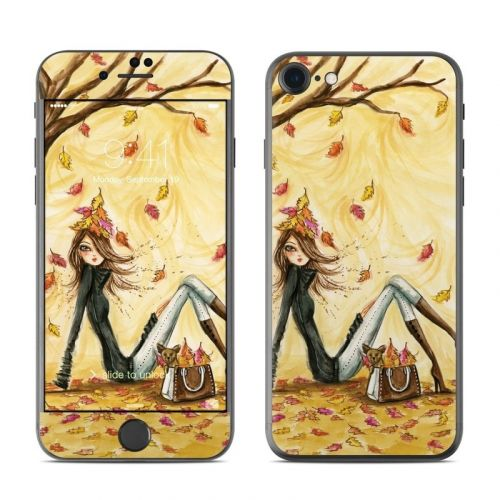 Autumn Leaves iPhone 8 Skin