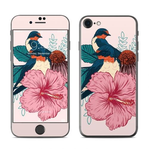 Barn Swallows iPhone 8 Skin