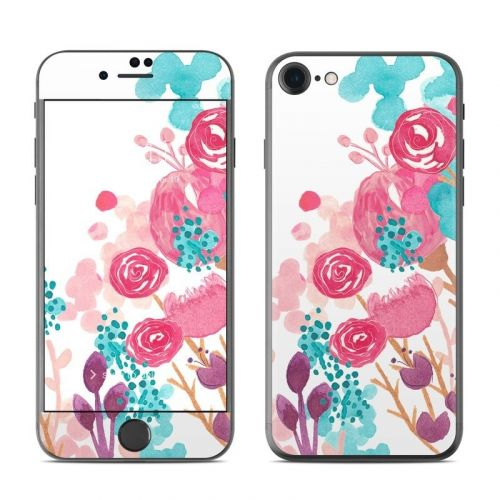 Blush Blossoms iPhone 8 Skin