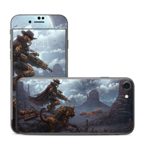 Bounty Hunter iPhone 8 Skin