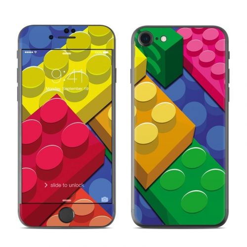 Bricks iPhone 8 Skin