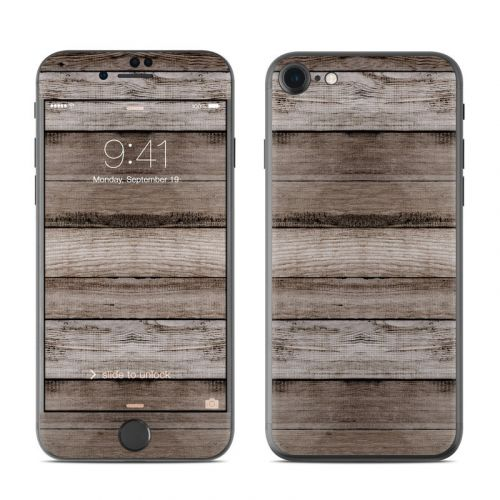 Barn Wood iPhone 8 Skin
