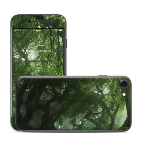 Canopy Creek Spring iPhone 8 Skin